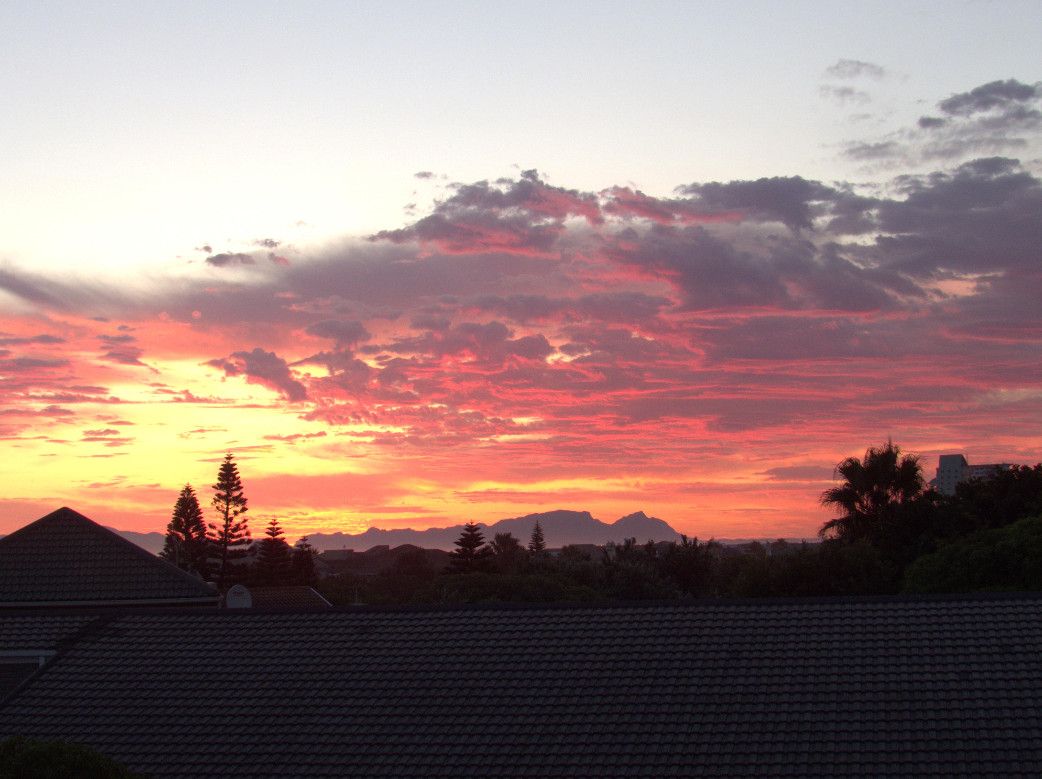 Reiki Sunset