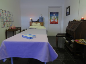 Know Yourself Therapy and Reiki room